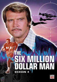Six Million Dollar Man The Complete Season 4 (Four): Lee Majors, Richard Anderson, Martin E. Brooks, Lindsay Wagner: Movies & TV