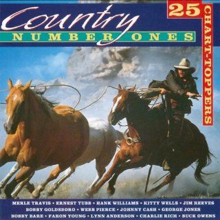 Country Number Ones: 25 Chart Toppers: Music