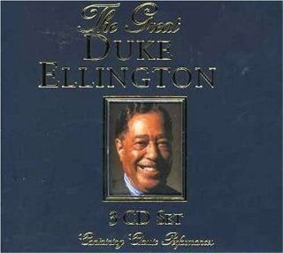 The Great Duke Ellington: Music