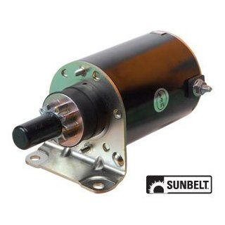 A & I Products Electric Starter Parts. Replacement for John Deere Part Number: Industrial & Scientific