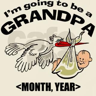 Funny Grandpa To Be Personalized T Shirt by tshirtsgiftsmug