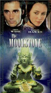 The Moonstone [VHS]: Greg Wise, Keeley Hawes, Terrence Hardiman, Mellan Mitchell, Peter Vaughan, Patricia Hodge, Rachel Lumberg, Nicholas Lane, Surinder Duhra, Lesley Sharp, Kacey Ainsworth, Scott Handy, John Daly, Robert Bierman, Frances Parker, Chris Par