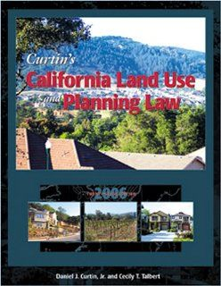 Curtins California Land Use and Planning Law: Magazines