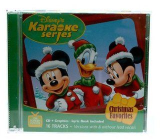 Disney's Karaoke: Christmas Favorites: Music