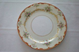 "Beautiful Antique China Dinnerware  Noritake Fiesta 10"" Dinner Plate    Made in Japan : Everything Else"