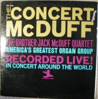 The Concert McDuff: Music