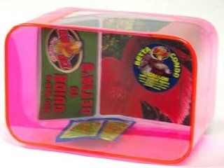 Betta Condo 1 Gallon Rectangular Pink (Catalog Category Aquarium / Plastic Fish Bowls)