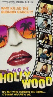Almost Hollywood [VHS]: Nancy Alexander, Alicia Allain, India Allen, Scott Apel, Jeff Bauer, Amberlee Brown, Michael Coopet, Bill Cornwall, Chris Cox, Jay D. Davis, Sid Desilva, Paul Domick, Michael Weaver, Brad Moseley, Craig Wagner, Dan Kaplow, Jeffrey D