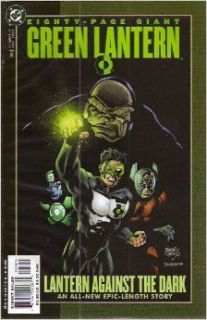 Green Lantern Eighty Page Giant Number 3 (Lantern Against the Dark): Books