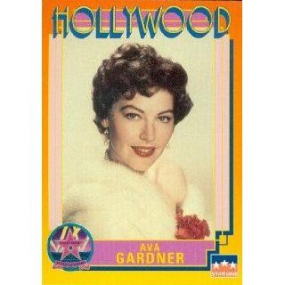Ava Gardner trading Card (Actress) 1991 Starline Hollywood Walk of Fame #242: Collectibles & Fine Art