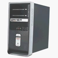 Compaq Presario SR1720NX Desktop PC (AMD Sempron 3500+ Processor, 512 MB RAM, 160 GB Hard Drive, Dbl Layer DVD+/ R/RW Drive): Computers & Accessories