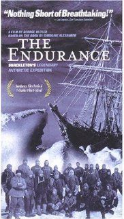 The Endurance   Shackleton's Legendary Expedition [VHS]: Liam Neeson, Julian Ayer, John Blackborow, David Cale, John Henry Cox, Mary Crean O'Brien, Steven Crossley, Brian d'Arcy James, Drew De Carvalho, Dominic Hawksley, Roland Huntford, Ron Ke