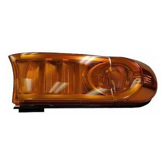 2007 2011 Toyota FJ Cruiser Corner Park Light Turn Signal Marker Lamp Left Driver Side (2007 07 2008 08 2009 09 2010 10 2011 11): Automotive