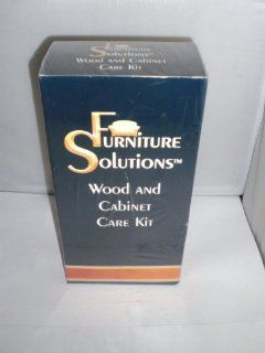 Furniture Solutions Wood and Cabinets Care Kit: Everything Else