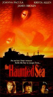 The Haunted Sea [VHS]: Krista Allen, Don Stroud, Duane Whitaker, Jeff Phillips, James Brolin, Joanna Pacula, Ronald William Lawrence, Eb Lottimer, Len Donato, Horacio Le Don, Cole S. McKay, Brendon Crigler, Dan Golden, Daniel Patrick (IV): Movies & TV