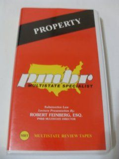Kaplan PMBR Property audio cassette tapes 2007 edition