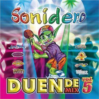 Duende Mix Sonidero 5: Music
