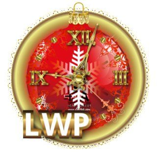 Xmas Clock LWP HD+ Holiday Live Wallpaper and Clock: Appstore for Android