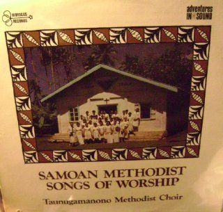 Samoan Methodist Songs of Worship: Music