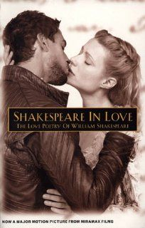 Shakespeare in Love: The Love Poetry of William Shakespeare (9780786884230): William Shakespeare: Books