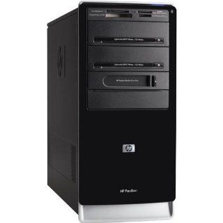 HP Pavilion A6230N Desktop PC (AMD Athlon 64 X2 Dual Core Processor 5600+, 3 GB RAM, 400 GB Hard Drive, Vista Premium) : Desktop Computers : Computers & Accessories