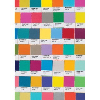 Pantone Postcard Box: 100 Postcards: Pantone Inc.: 9780811877541: Books