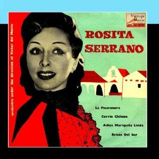Vintage Music: Rosita Serrano: Music