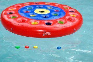Rocket Pockets Pool Target Game Patio, Lawn & Garden