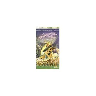 A Midsummer Night's Dream [VHS]: James Cagney, Dick Powell, Ian Hunter, Verree Teasdale, Hobart Cavanaugh, Ross Alexander, Olivia de Havilland, Jean Muir, Grant Mitchell, Frank McHugh, Dewey Robinson, Joe E. Brown, Max Reinhardt, William Dieterle, Hal