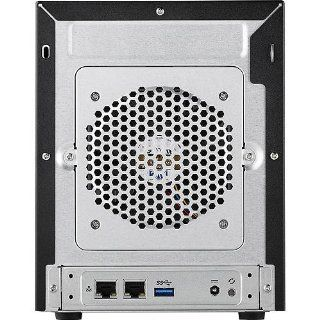 Seagate Business Storage NAS 4 Bay Diskless Network Attached Storage Enclosure STBP100: Computers & Accessories