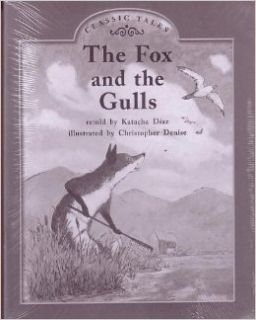 The Fox and the Gulls; Classic Tales: Leveled Literacy Intervention My Take Home 6 Pak Books (Book 107, Level M, Fiction) Green System, Grade 1: Christopher Denise: 9780325032634: Books