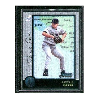1998 Bowman Chrome International #108 Dennis Reyes: Sports Collectibles