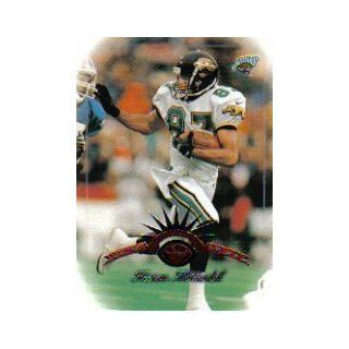 1997 Leaf #116 Keenan McCardell: Sports Collectibles