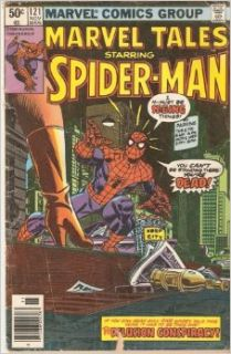 Marvel Tales #121 Starring Spider man November 1980 Gerry Conway, Ross Andru Books