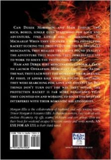 An Eye for an Eye: Morgan Ellis: 9781462675043: Books