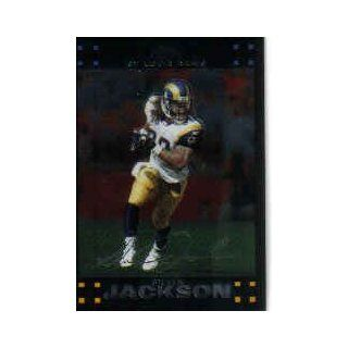 2007 Topps Chrome #TC127 Steven Jackson: Sports Collectibles