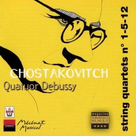 Quatuor No.12 en r� b�mol majeur, Op. 133 : Moderato: Christophe Collette, Dominique Lonca, Vincent Deprecq, Yannick Callier Le Quatuor Debussy: MP3 Downloads