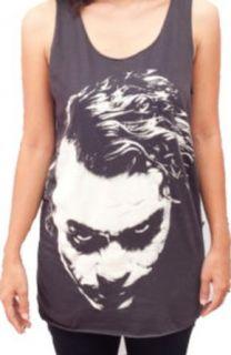 Mtm136 Joker Heath Ledger DAMES FEMME T SHIRT D�bardeur Robe Gilet Top Taille Clothing