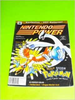 Pokemon Gold & Silver Version (Nintendo Power Magazine   September 2000   Volume 136) Nintendo Power Books