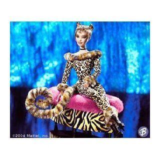 Mattel Lounge Kitties Leopard Barbie Doll Exclusive Toys & Games