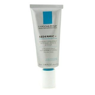 La Roche posay Redermic [+] Intensive Daily Anti wrinkle Firming Fill in Care ( Normal To Combination Skin )   La Roche Posay   Night Care   40ml/1.35oz: Health & Personal Care