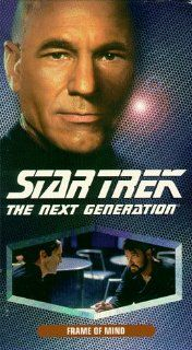 Star Trek   The Next Generation, Episode 147: Frame Of Mind [VHS]: LeVar Burton, Gates McFadden, Gabrielle Beaumont, Robert Becker, Cliff Bole, Timothy Bond, David Carson, Chip Chalmers, Richard Compton, Robert Iscove, Winrich Kolbe, Peter Lauritson, Rober