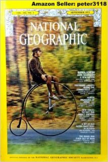 NATIONAL GEOGRAPHIC MAGAZINE   SEPTEMBER 1972   VOL. 142, NO. 3 BANGLADESH   CONNECTICUT   JAPAN   INSECTS   ALASKA   ISLE OF MAN MELVILLE BELL (EDITOR IN CHIEF) GROSVENOR Books