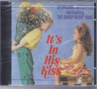 It's In His Kiss [CD, Betty Everett, Bee Gees, Mary Wells, Neil Sedaka, Billy Ocean, John Travolta, Troggs, percy Sledge, Lyn Anderson, Double Play GRF 149]: Music