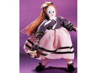 "MADAME ALEXANDER DOLL 10"" LITTLE SHAVER GREY & CREME  Fashion Dolls  Baby"