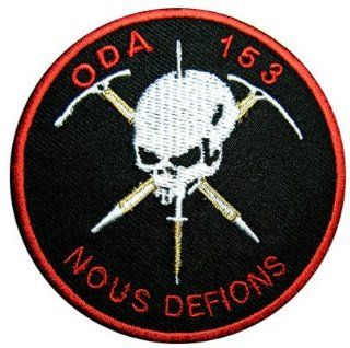 ODA 153 Nous Defions Iraq Army Special Force Patch