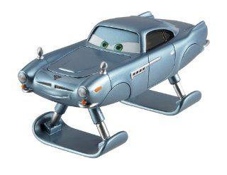 Disney / Pixar CARS 2 Movie 155 Die Cast Car Oversized Vehicle #6 Hydrofoil Finn McMissile Toys & Games