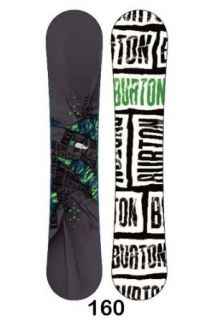 Burton Bullet Men's Snowboard   2013 (157W) : Freestyle Snowboards : Sports & Outdoors