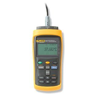 Fluke Calibration 1504 156 Tweener Thermistor Readout Thermometer, 115 VAC: Industrial & Scientific