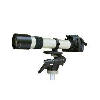 Telephoto Lens By Rokinon 500mm F8.0 Made for Sony Alpha: Camera & Photo